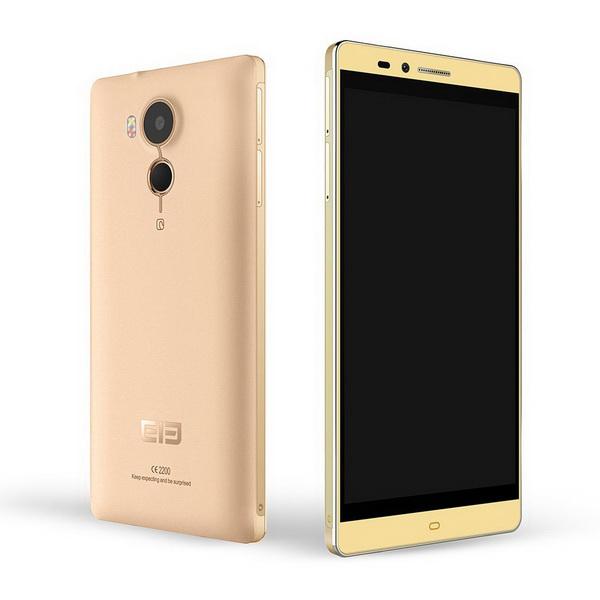 Смартфон Elephone Vowney стоимостью 300 долларов получит экран QHD